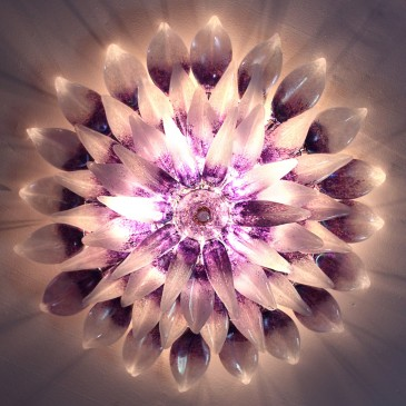 Lotus Chandelier Robert Kuster