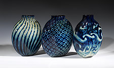 from Jakes Treasure Series of Vases... http://www.hotglassalley.com/glassware/glass-series/treasure-series/